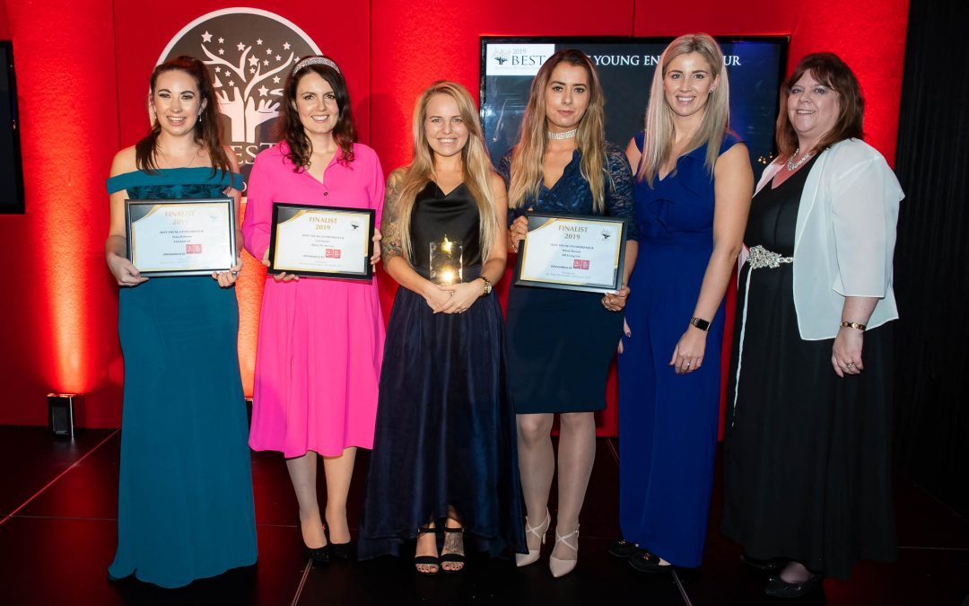 Lisa reaches the final of the Best Business Women Awards