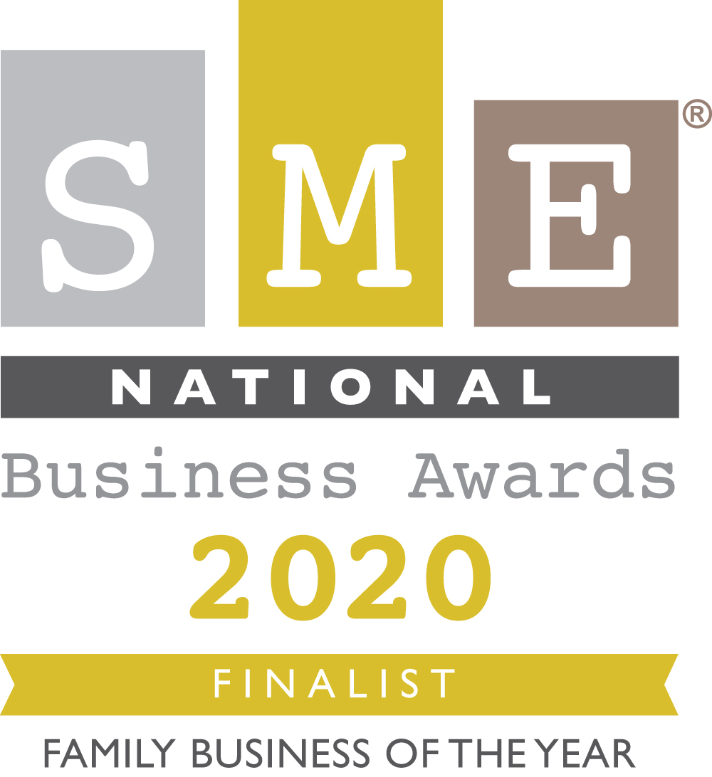 SME National Business Awards Family Business of the Year Finalist 2020